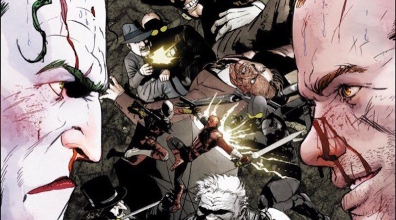 Batman | Guerra do Coringa afetará Gotham