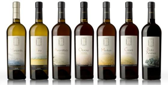Todos los vinos-botellas