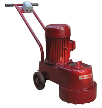 Terrazzo Polishing Machine Hire