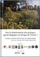 Compte-rendu des Rencontres de l'Agroécologie