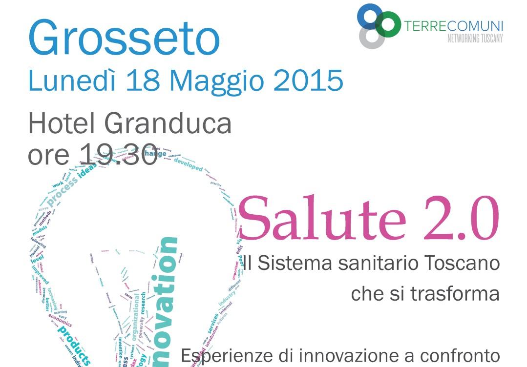 Sanità 2.0. Grosseto – 18 Maggio 2015