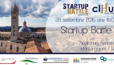 Mettersi in gioco. Concorso per startup innovative. Siena – 28 settembre 2016
