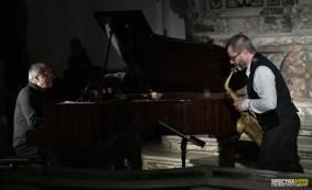 Enrico Pieranunzi e Rosario Giuliani_Live Tones_Napoli_©SpectraFoto_16-01-2020_02