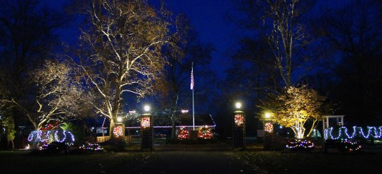 Christmas In The Park.Christmas In The Park Terre Hill Days Committee