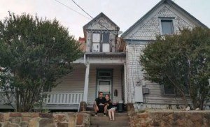Haunted Hill House Mineral Wells Texas