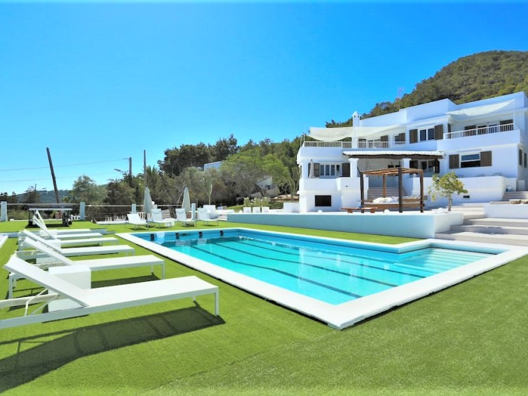 Villa of Your Imagination in ibiza sacaroca