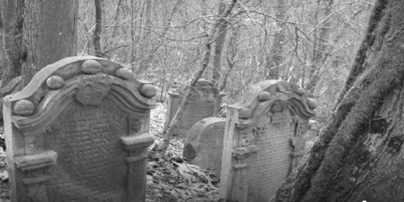 Le paysage des cimetières juifs au Moyen Âge