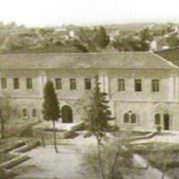 Jérusalem: Architecture à la fin de la période ottomane