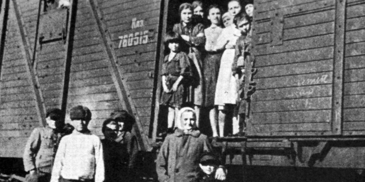 La désunion tragique des Juifs américains et anglais (1942-1944)