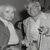 L'étrange histoire vraie du premier gouvernement d'Israël