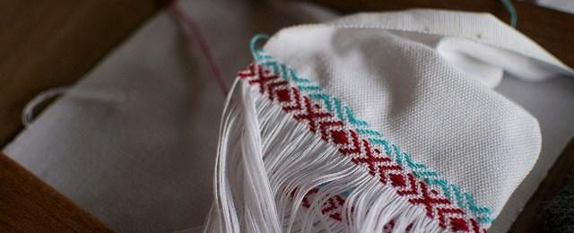 Le tissage traditionnel, un savoir-faire unique au monde