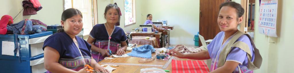 Atelier de couture Terres Karens