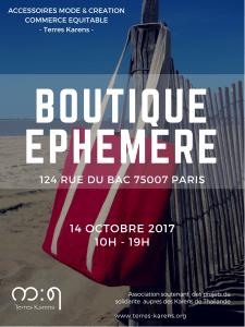 Vente - Octobre 2017