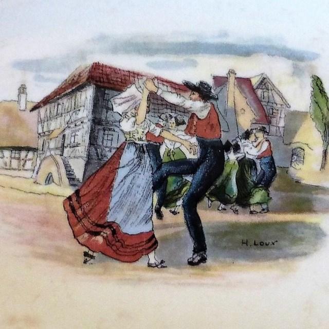 Danse au village - Obernai