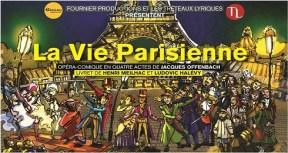 Les Treteaux Lyriques La Vie Parisienne