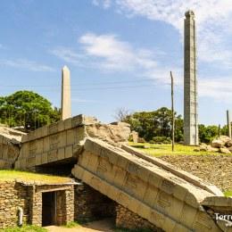 Conèixer les històries i llegendes d'antics regnes en Axum