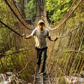 Experiencia monzónica. Viaje India
