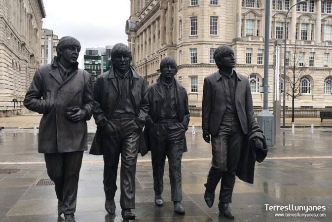 Liverpool. Viajes Inglaterra