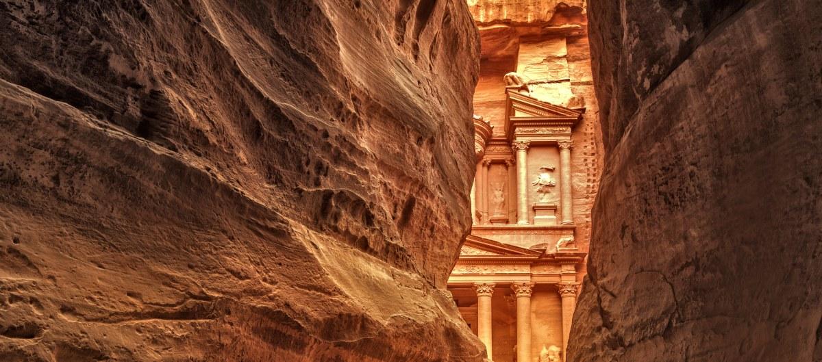 Petra, la Ciudad de Piedra