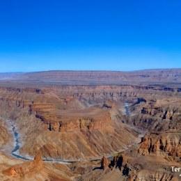 El Fish River Canyon