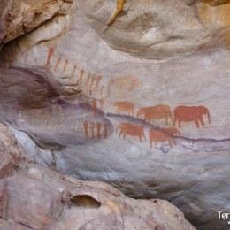 Pinturas rupestres de Tsodilo Hills