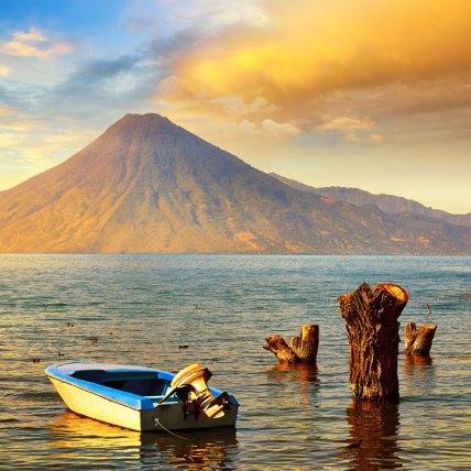 Viajes Guatemala. Lago Atitlán