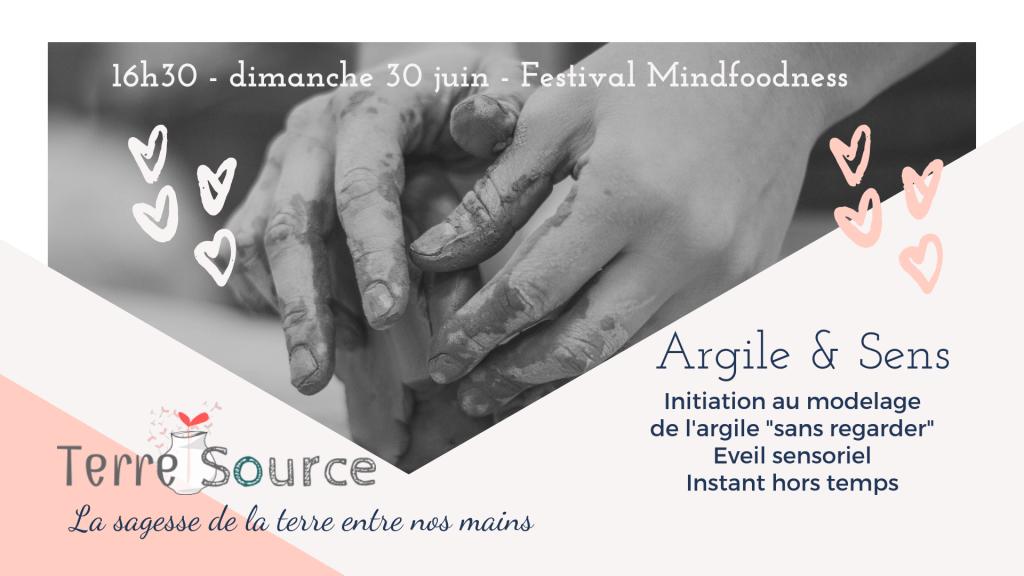 Atelier d'initiation Argile & Sens