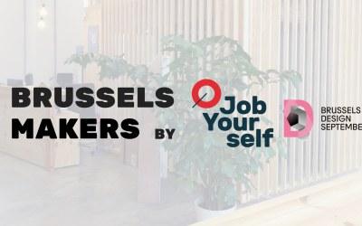 EXPO BRUSSELS MAKERS DESIGN SEPTEMBER