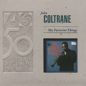 John Coltrane - My Favorite Things album cover.