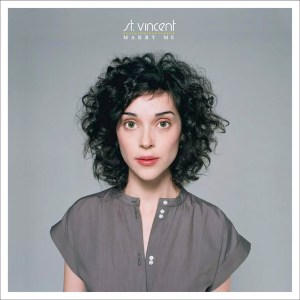 Album cover. St. Vincent - Marry Me.