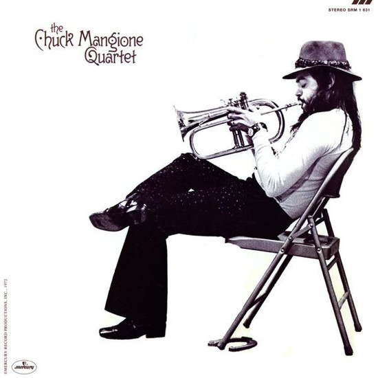 Album cover The Chuck Mangione Quartet, 1972