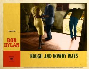 Album cover for Bob Dylan - Rough and Rowdy Ways