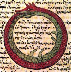 Ouroboros: Snake Eats His Own Tail