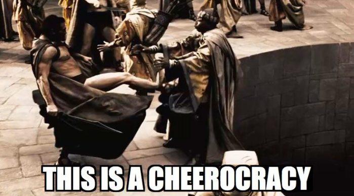 CHEEROCRACY