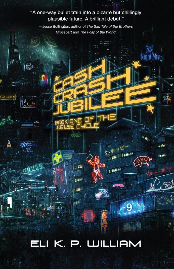 Cash Crash Jubilee 9781940456270