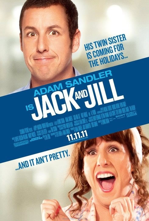 Fuck You, Adam Sandler (Jack & Jill–2011)