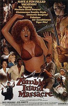 Zombie Island Massacre – 1984