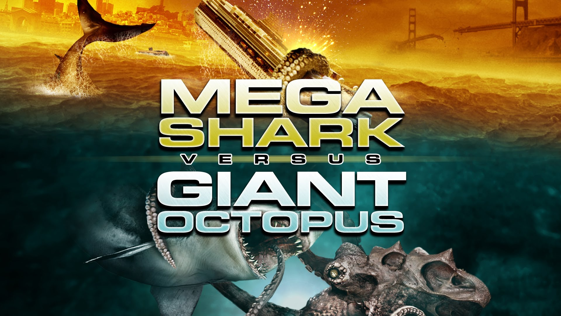 Mega Shark VS Giant Octopus – 2009