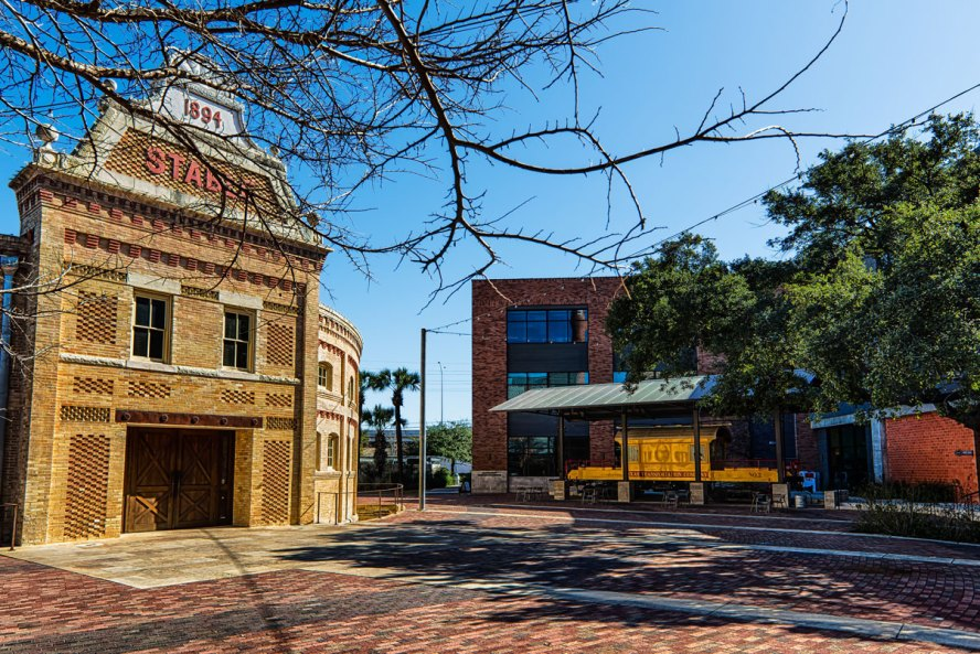HDR Pearl Brewery - Terri Butler Photography