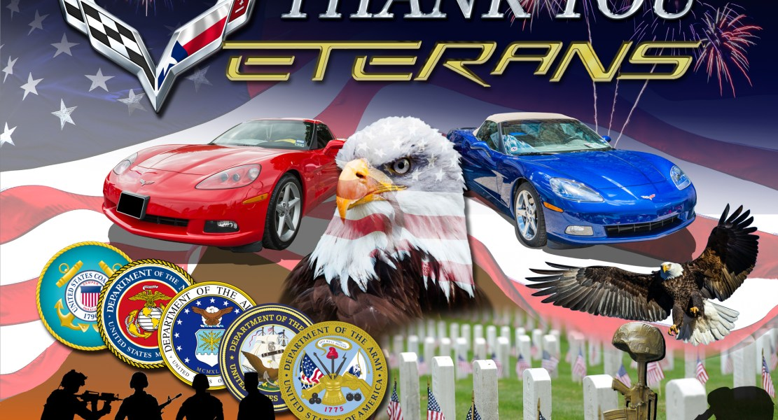 Corvettes and Vets