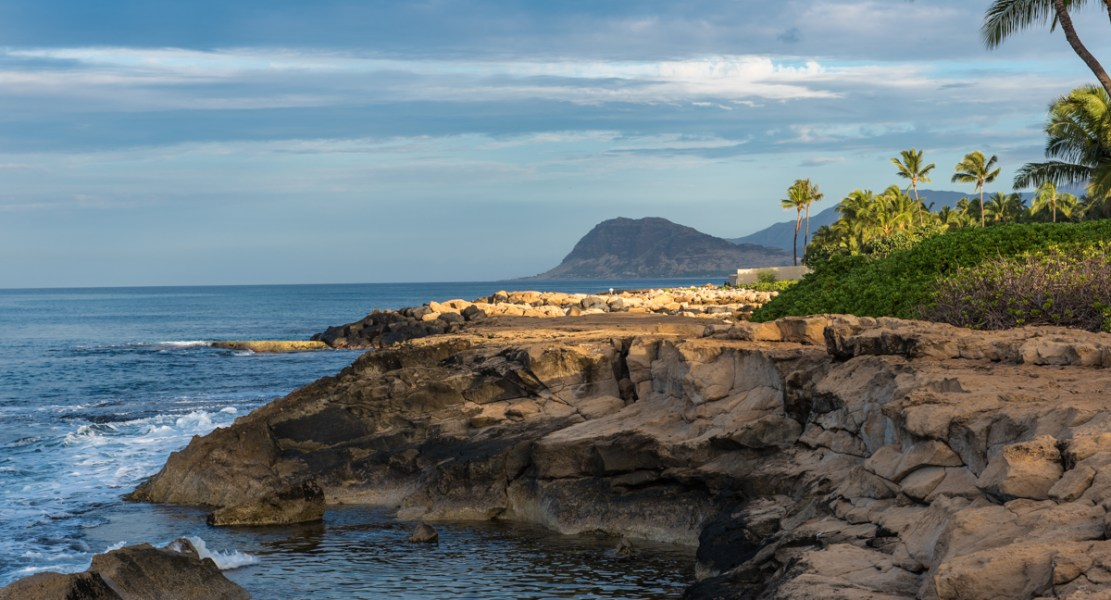 Looking North – Aulani Coastline