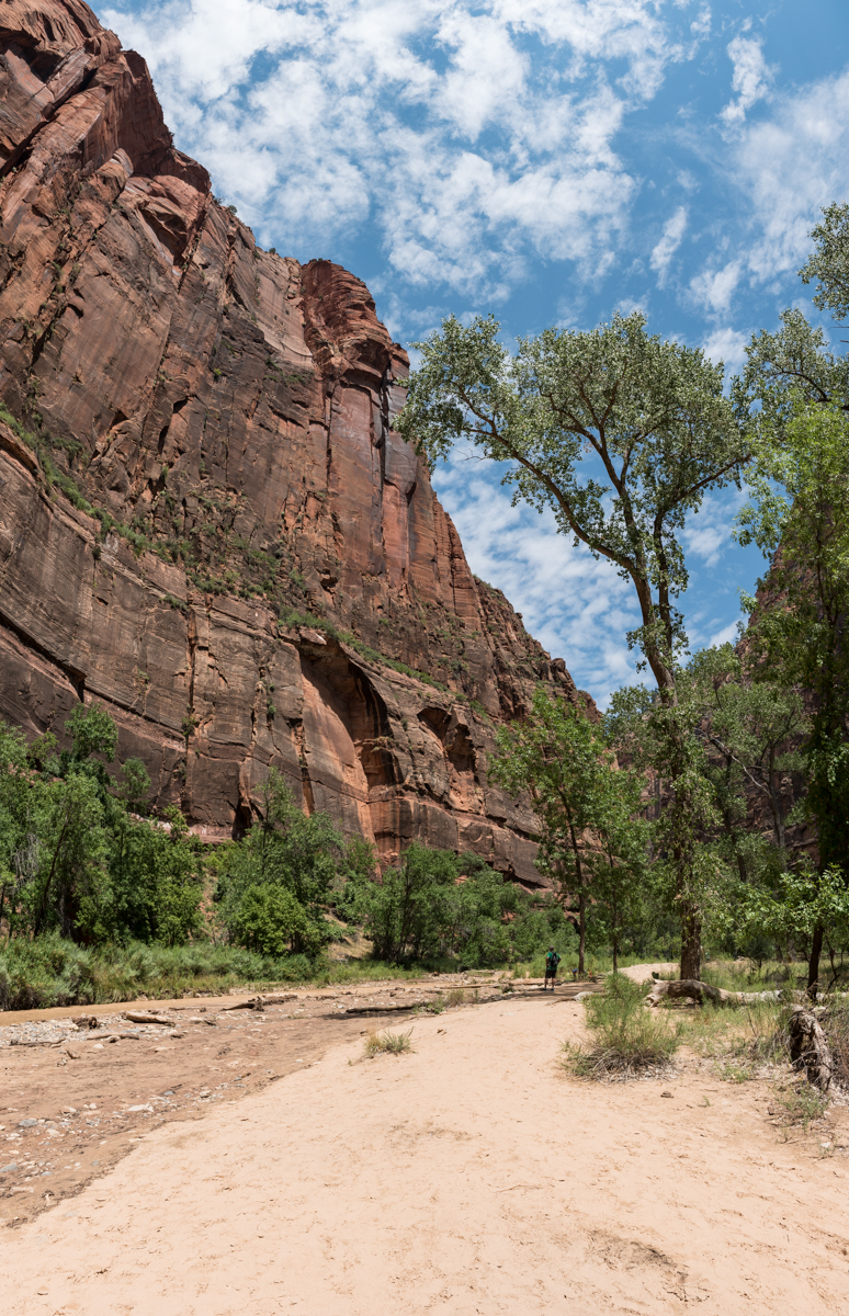 LR v Spherical Pan w Boundary Wrap Zion National