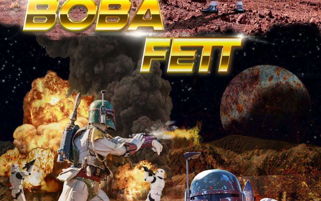 Boba Fett Finished Poster