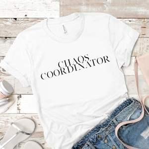 chaos coordinator wedding planner T Shirt
