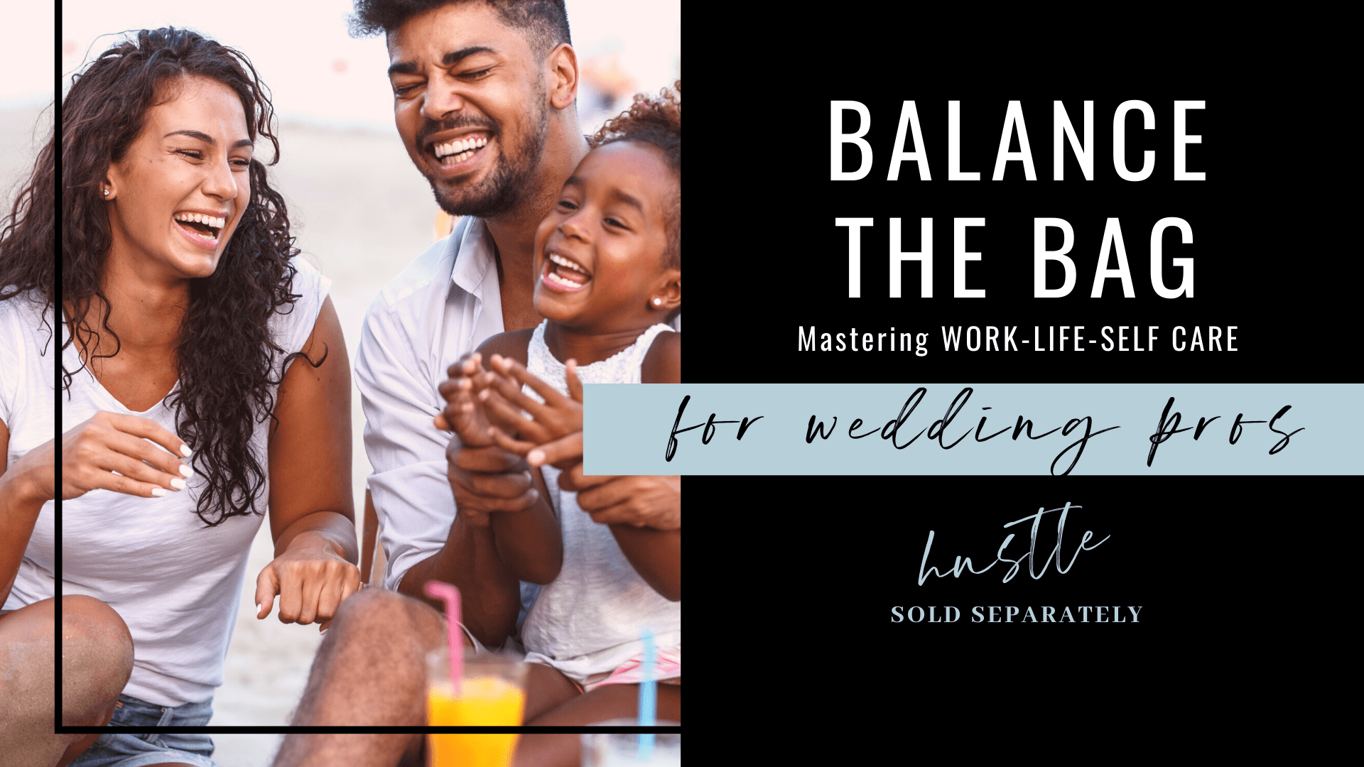 Work Life Balance for Wedding Pros