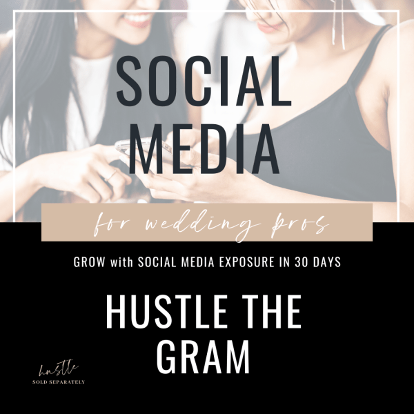 Grow Your Wedding Business Social Media Followers