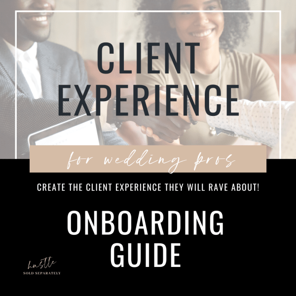 Create Your Wedding Planning Onboarding Systems