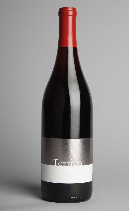 Terrien Pinot Noir Bottle
