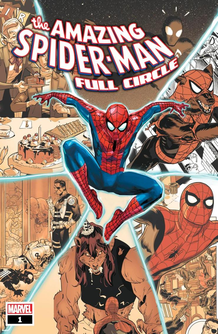 AMAZING SPIDER-MAN: FULL CIRCLE #1