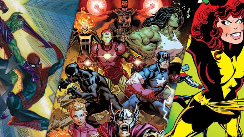 Spider-Man, Captain America, සහ X-Men ඇතුළු Comic Books ගණනාවක් නොමිලයේ ලබාදීමට Marvel සමාගම කටයුතු කරයි